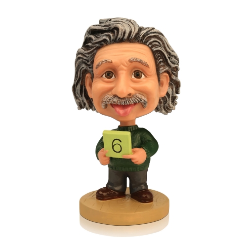 polyresin Einstein bobblehead suppliers
