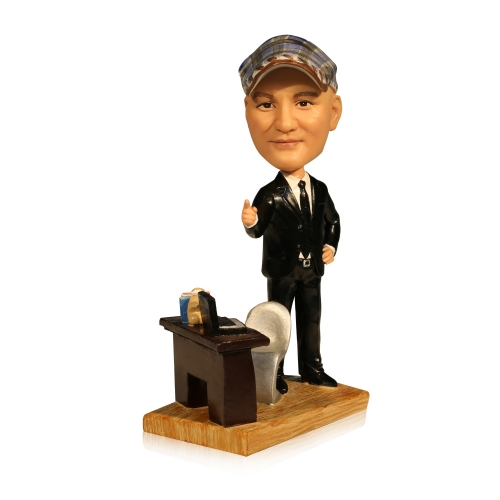 business bobblehead