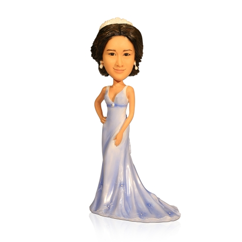bride Bobble Head