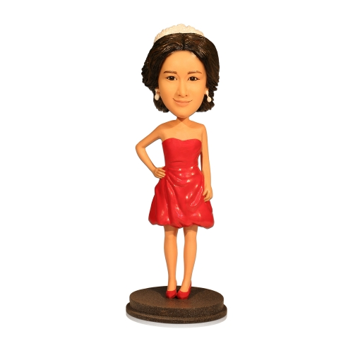 Personalized Bobble Head