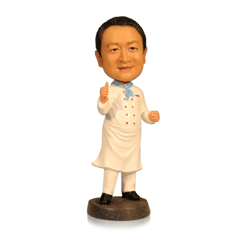 chef bobbleheads