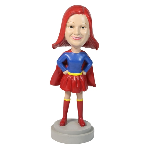 superwoman bobble head