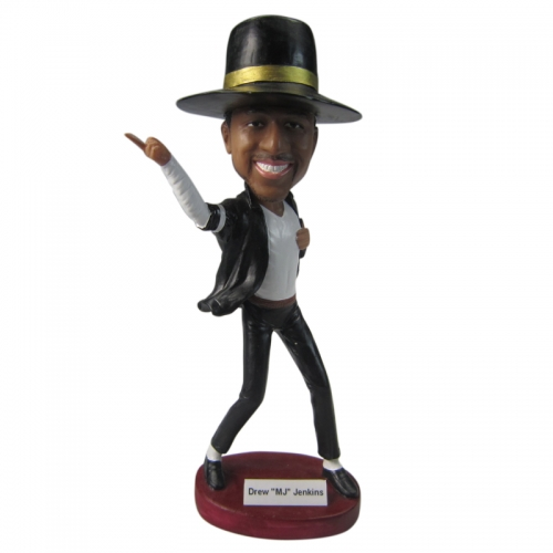 dancer bobble head