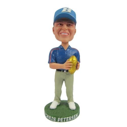 football coach bobble head