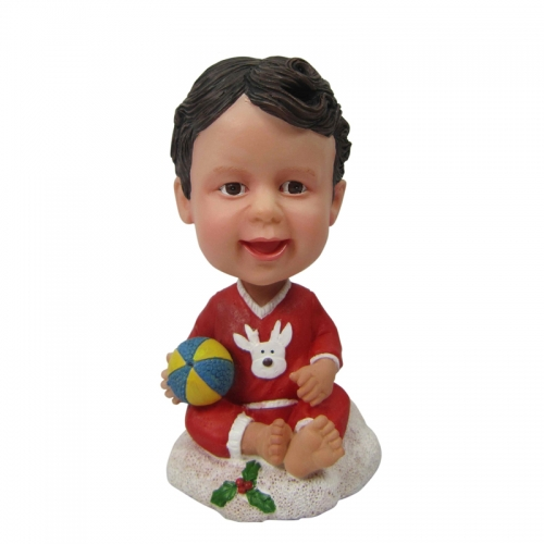 christmas bobblehead for kids