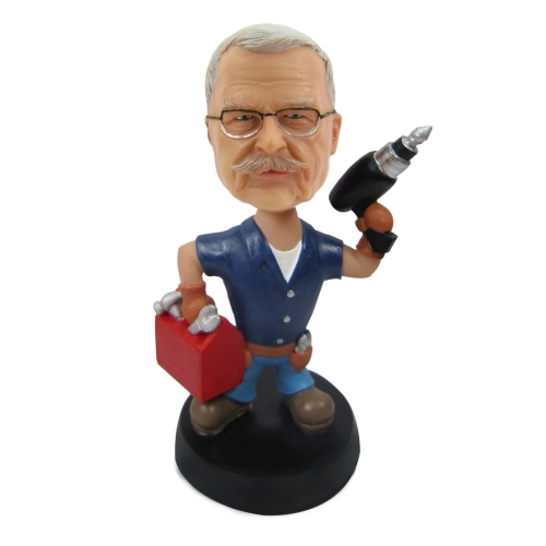 repairman bobble head
