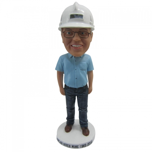male engineer bobbleheds