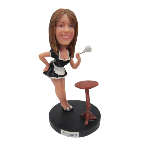 housemaid bobble head